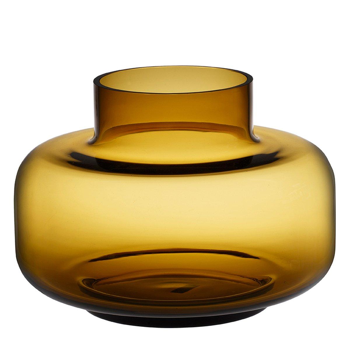 Marimekko Urna vase, yellow | Finnish Design Shop