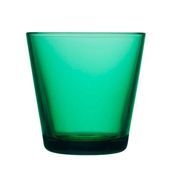 Kartio juomalasi 21 cl, smaragdi, 2 kpl