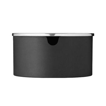 Stelton EM77 Reverse sugar bowl, matt black