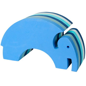 bObles Elephant, blue