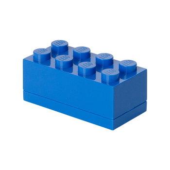 Room Copenhagen Lego mini box 8, blue