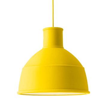 Muuto Lampada Unfold, gialla