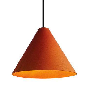 Hay Lampada 30degree, piccola, arancione