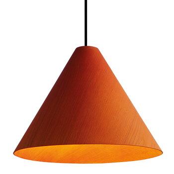 Hay 30degree pendant, medium, orange
