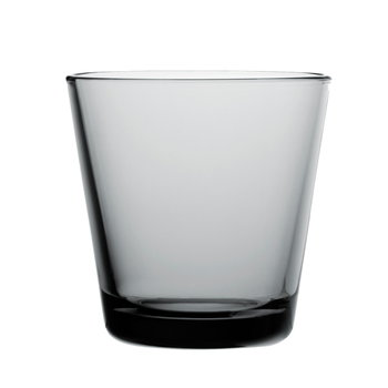 Iittala Bicchiere Kartio 21 cl, grigio, 2 pz