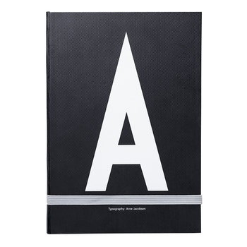 Design Letters Personal notebook