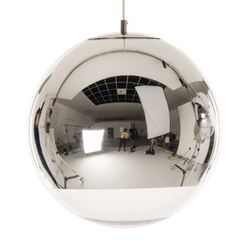Tom Dixon Mirror Ball pendant, 40 cm