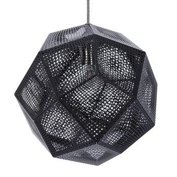 Tom Dixon Etch pendant, black