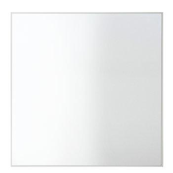 By Lassen View mirror large, white