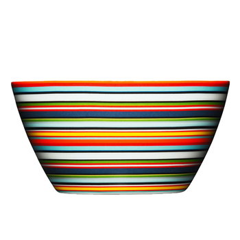 Iittala Origo breakfast bowl, orange