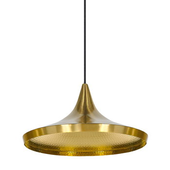Tom Dixon Beat Light Wide, brass