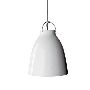 Lightyears Lampada Caravaggio P2, bianca