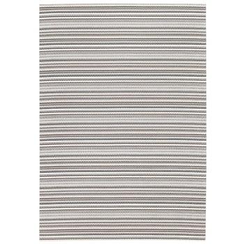 Woodnotes Midsummer carpet, white-graphite