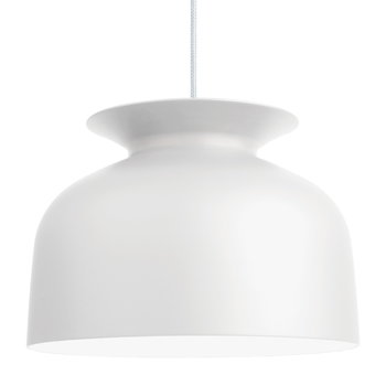 Gubi Ronde pendant 40 cm, white