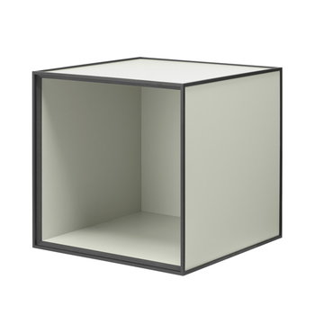 By Lassen Frame 35 box, pale green