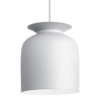 Gubi Ronde pendant 20 cm, white