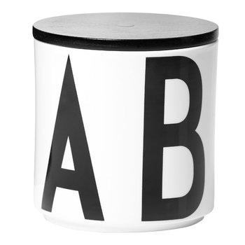 Design Letters Arne Jacobsen purkki
