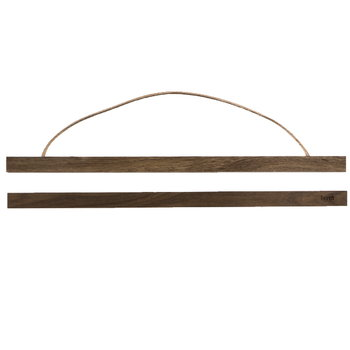 Ferm Living Wooden frame large, dark brown