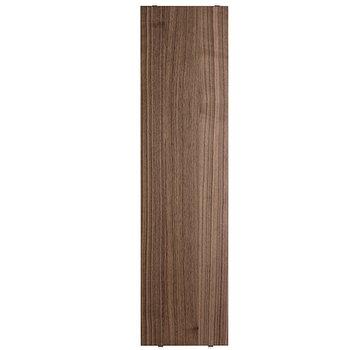 String String shelf 78 x 20 cm, 3-pack, walnut