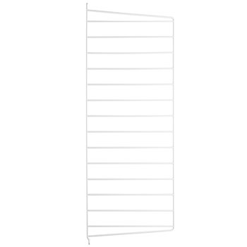 String String side panels 75 x 30 cm, 2-pack, white