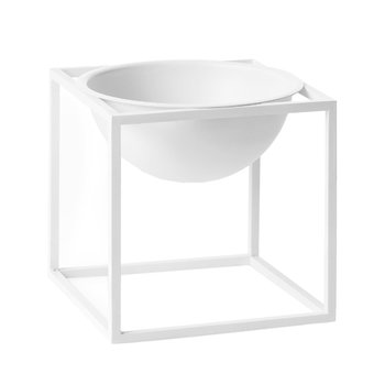 By Lassen Kubus Bowl, small, white