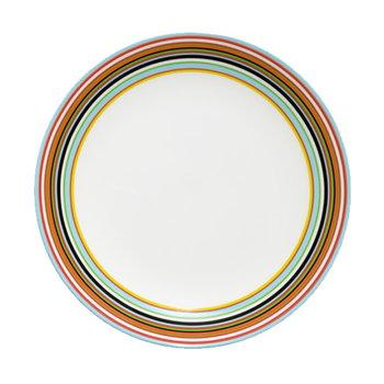 Iittala Piatto Origo, arancione, 26 cm