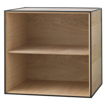 By Lassen Frame 49 box, oak