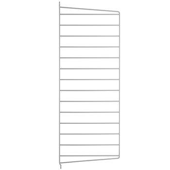String String side panel 75 x 30 cm, 1-pack, grey