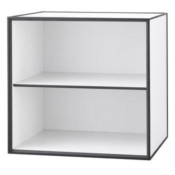 By Lassen Frame 49 box, white