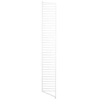 String String floor panels 200 x 30 cm, 2-pack, white