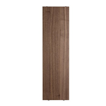 String String shelf 58 x 20 cm, 3-pack, walnut