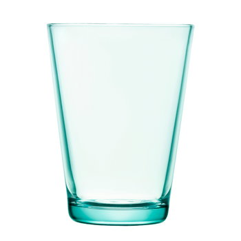 Iittala Kartio tumbler 40 cl, water green, set of 2