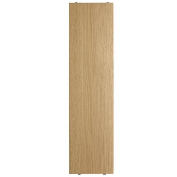 String String shelf 78 x 20 cm, 3-pack, oak