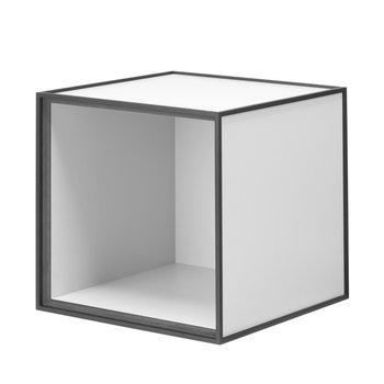 By Lassen Frame 28 box, light grey