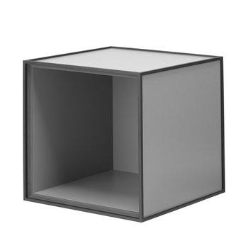 By Lassen Frame 28 box, dark grey