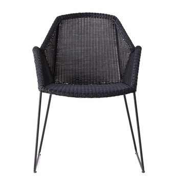 Cane-line Breeze tuoli, musta