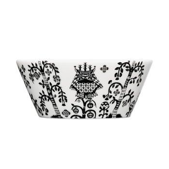 Iittala Taika bowl 0,3 l, black