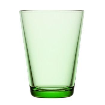 Iittala Bicchiere Kartio 40 cl, verde mela, 2 pz
