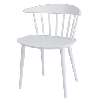 Hay J104 chair, white
