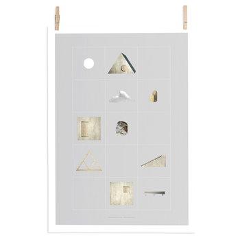 Paper Collective Villa Foundation Parts poster