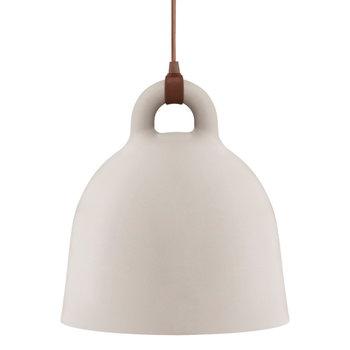 Normann Copenhagen Bell lamp L, sand