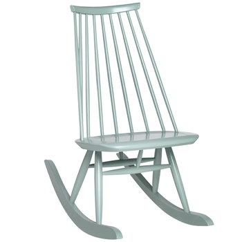 Artek Mademoiselle rocking chair, sage green