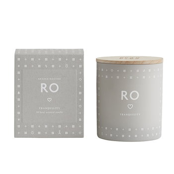Skandinavisk Scented candle with lid, RO