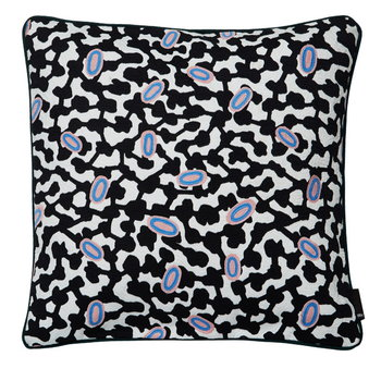 Hay Broidered cushion 50 x 50 cm, Grey Matter