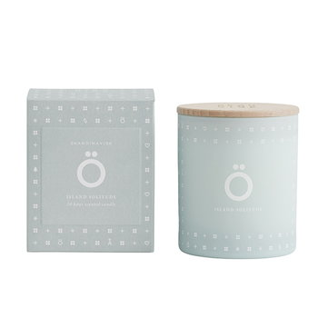 Skandinavisk Scented candle with lid, Ö