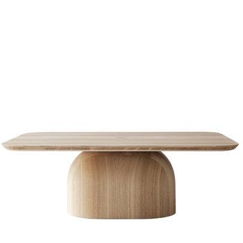 Nikari April table, low, ash