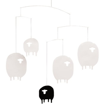 Flensted Mobiles Sheep MoMA mobile