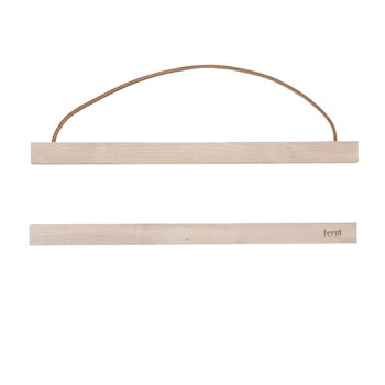 Ferm Living Wooden frames small, maple