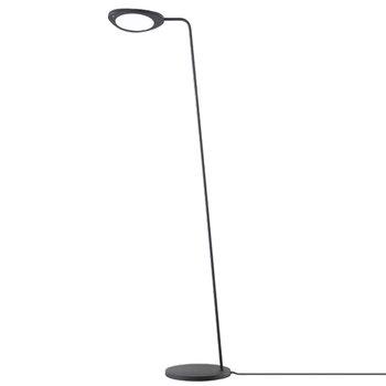 Muuto Leaf floor lamp, black