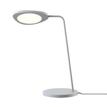 Muuto Leaf table lamp, grey